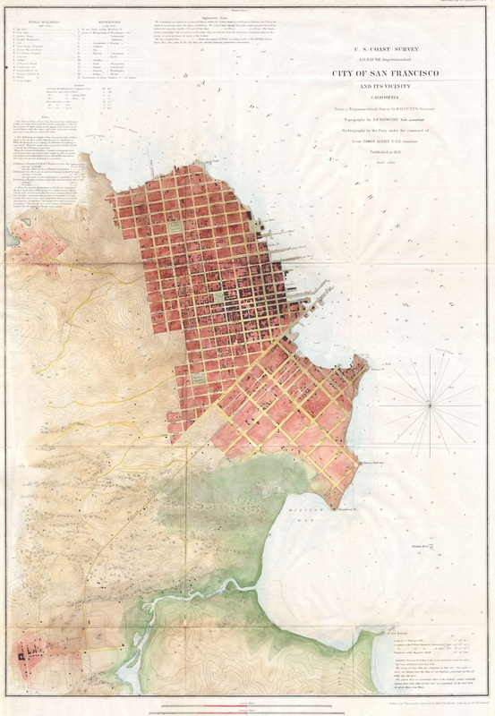 1821 Mexican Independence - San Francisco