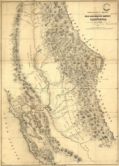 Gold Rush of 1848 - San Francisco